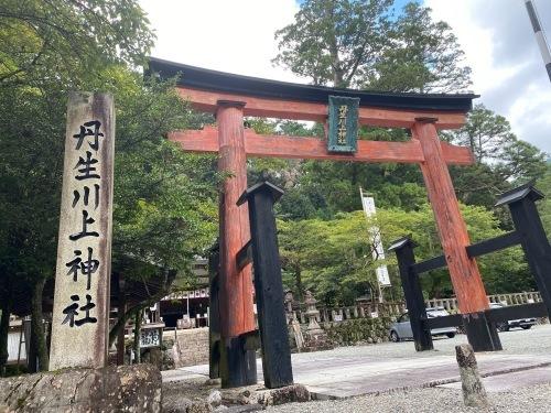 休日を利用して、丹生川上神社へ行ってきました!_e0154524_20535373.jpg