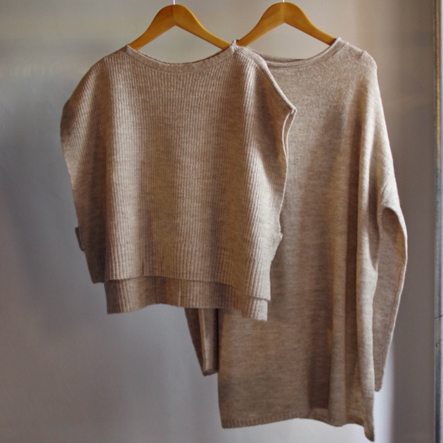 Select Item / Vest & Sweater Set_e0196261_18042034.jpg
