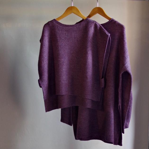 Select Item / Vest & Sweater Set_e0196261_18042268.jpg