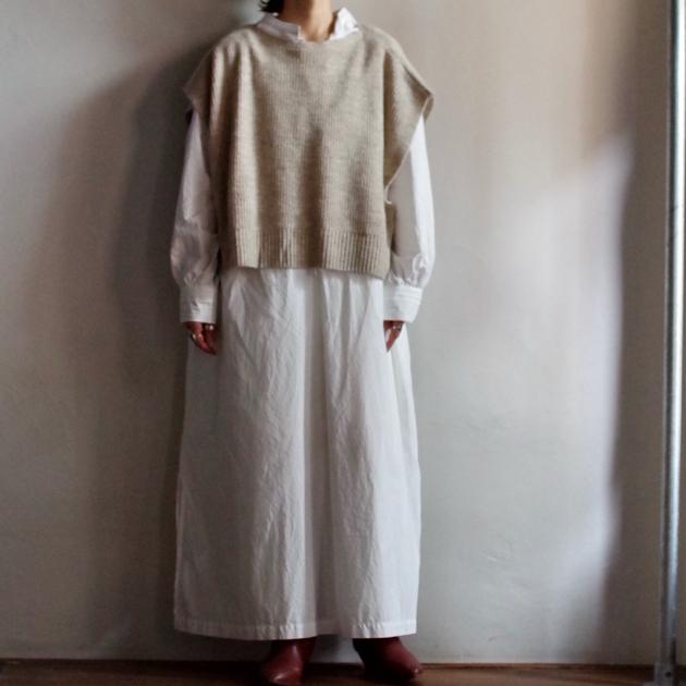 Select Item / Vest & Sweater Set_e0196261_18055158.jpg