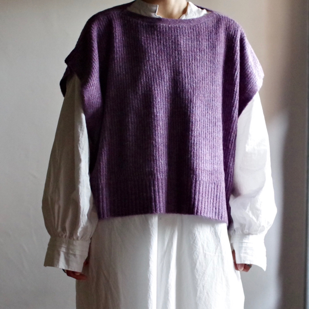 Select Item / Vest & Sweater Set_e0196261_18114681.jpg