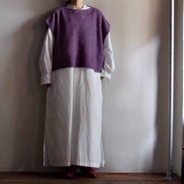 Select Item / Vest & Sweater Set_e0196261_18131045.jpg