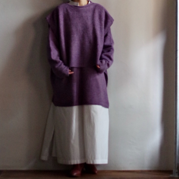 Select Item / Vest & Sweater Set_e0196261_18140676.jpg