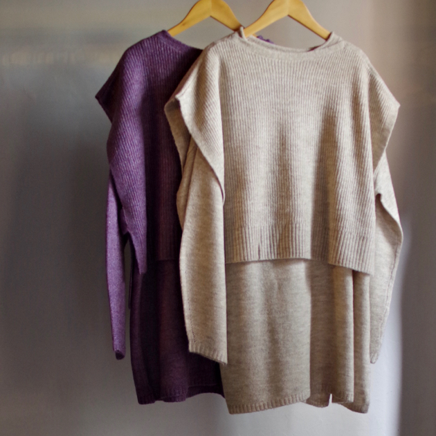 Select Item / Vest & Sweater Set_e0196261_18163940.jpg