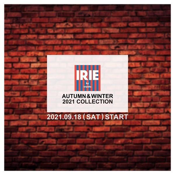 IRIE by irielife 2021 AUTUMN&WINTER COLLECTION START_d0175064_10194473.jpg