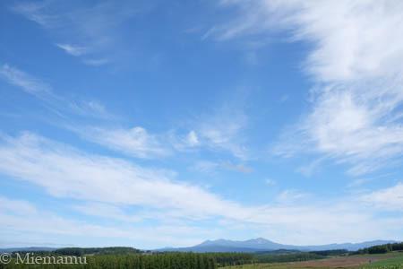 初秋の就実の丘から大雪連峰~9月の就実_d0340565_19271399.jpg