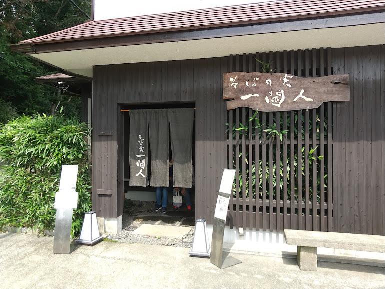 富士宮市「そばの実 一閑人」  期待通りの美味しさです!!_d0035878_10572672.jpg