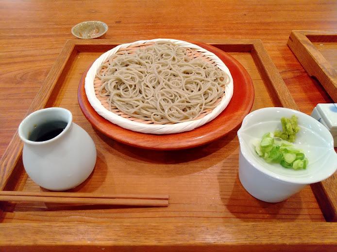 富士宮市「そばの実 一閑人」  期待通りの美味しさです!!_d0035878_11084177.jpg