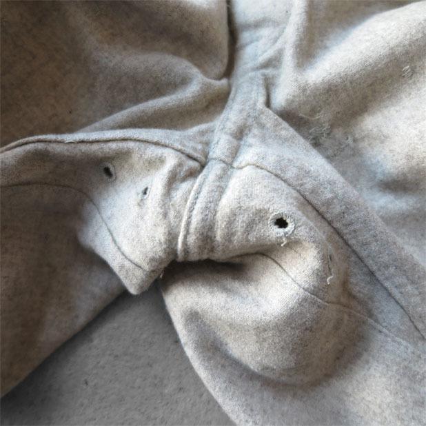 古いベースボールシャツとパンツ。_d0187983_16475789.jpg
