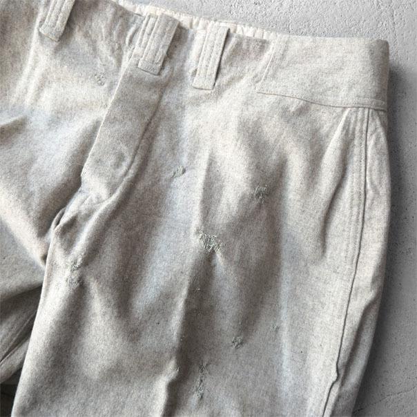 古いベースボールシャツとパンツ。_d0187983_16480269.jpg