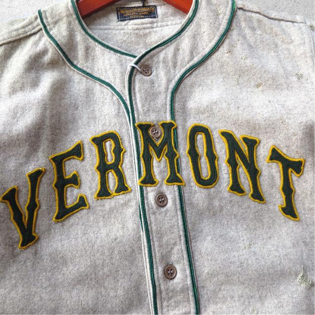 古いベースボールシャツとパンツ。_d0187983_16481938.jpg