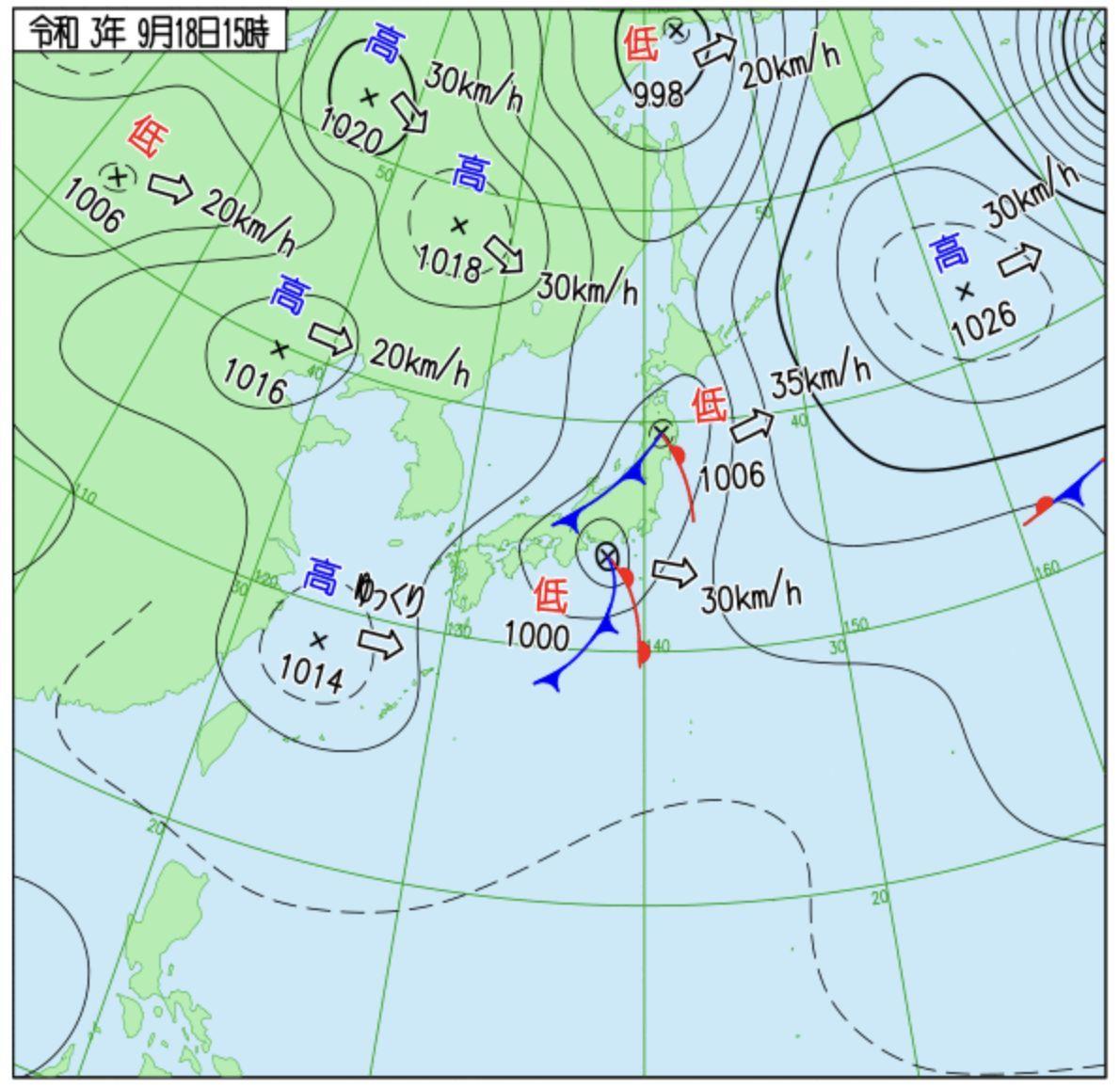 台風崩れの低気圧の影響を受けた昨日からの回復_c0025115_21535114.jpg