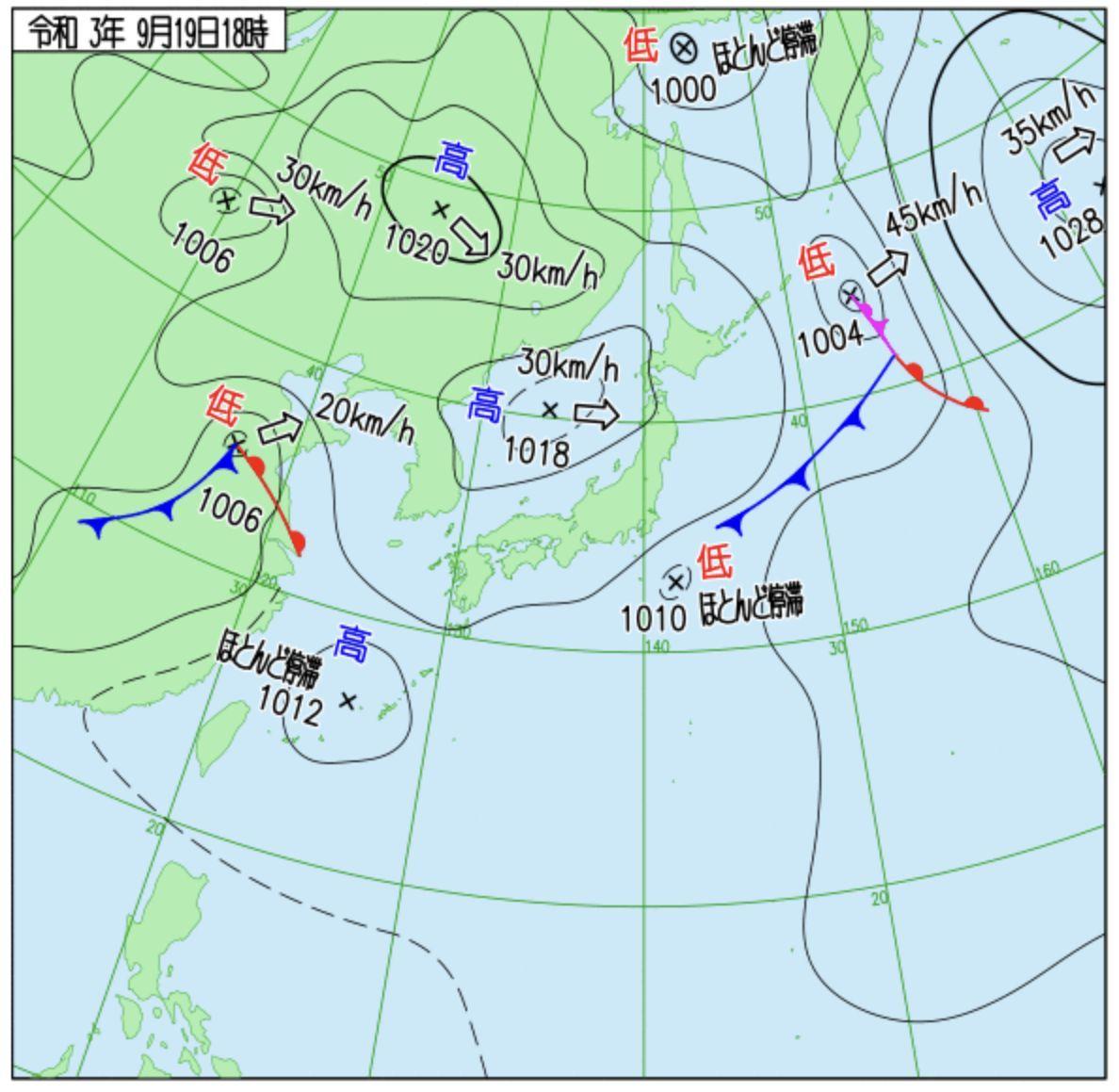 台風崩れの低気圧の影響を受けた昨日からの回復_c0025115_21535431.jpg