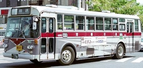 常磐交通自動車 いすゞK-CLM500・K-CJM500 +川重_e0030537_21483306.jpg