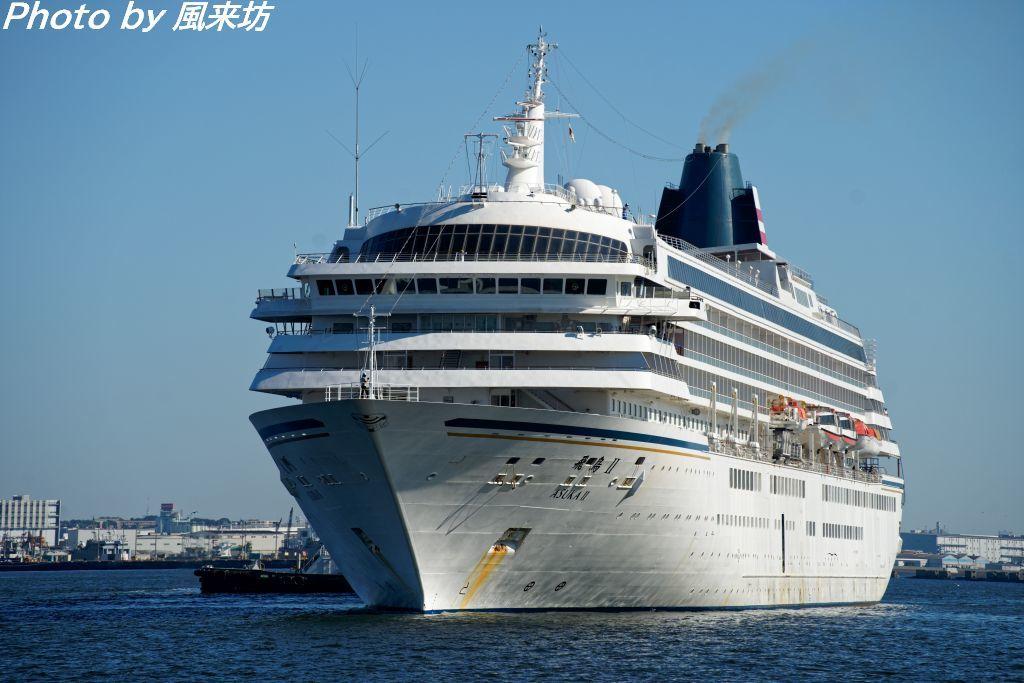 久しぶりに横浜港へ行って来ました♪_d0358854_16424727.jpg