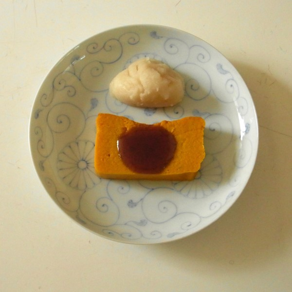 かぼちゃのプリン_c0354173_16281834.jpg