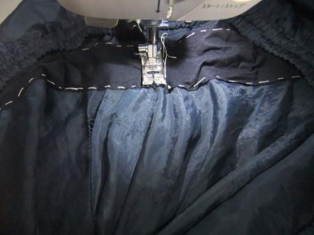 パンツの繕い。 節約生活。_a0118306_16260210.jpg