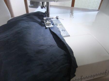 パンツの繕い。 節約生活。_a0118306_16265087.jpg