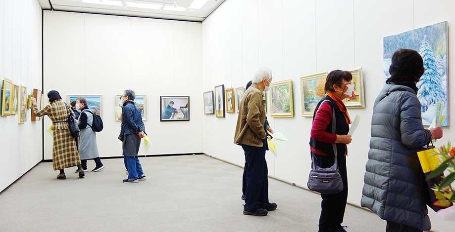 アトリエTODAY美術展2021開催_b0212226_14300748.jpg