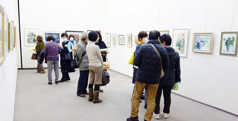 アトリエTODAY美術展2021開催_b0212226_14301299.jpg