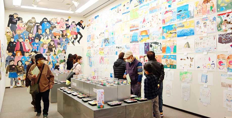 アトリエTODAY美術展2021開催_b0212226_14301692.jpg
