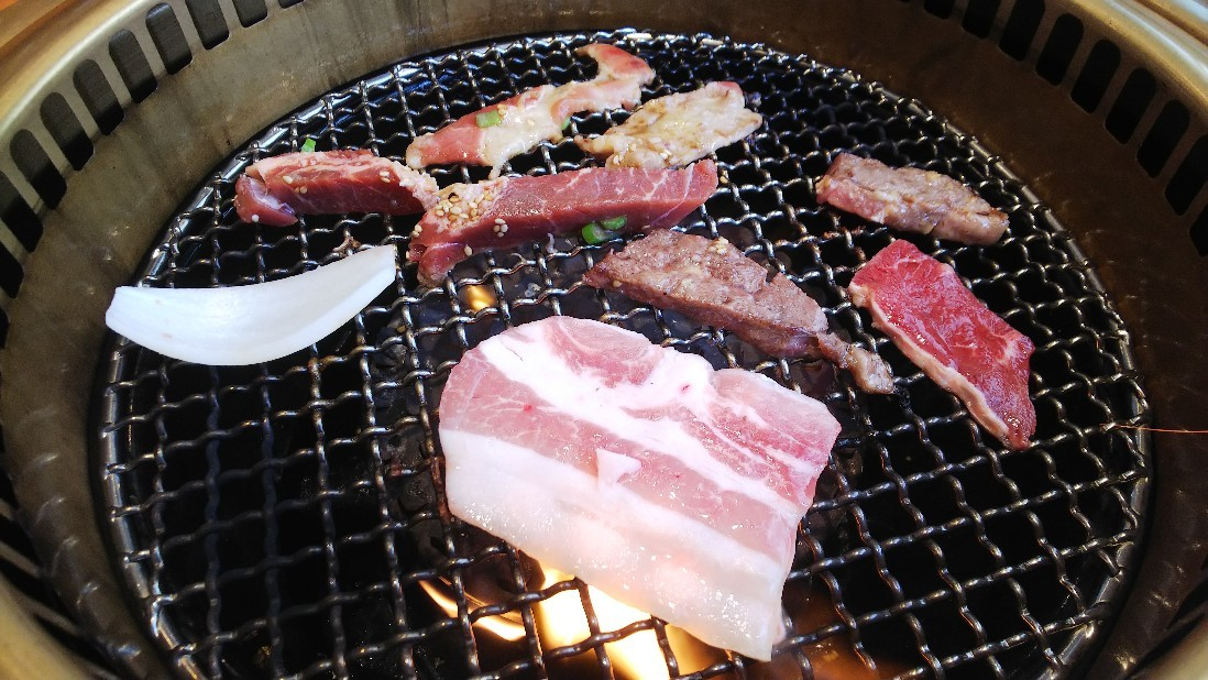 「焼き肉安楽亭」三島清水町店_c0404632_06014066.jpg