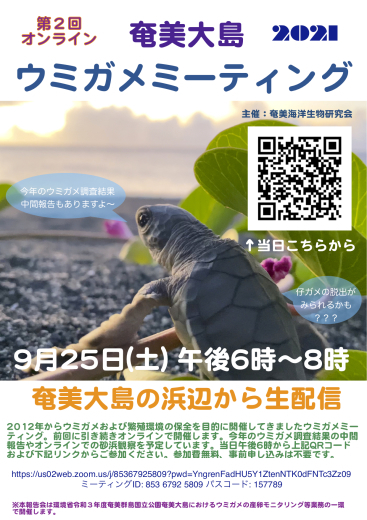 9/25 ウミガメミーティング開催_a0010095_22451721.jpg