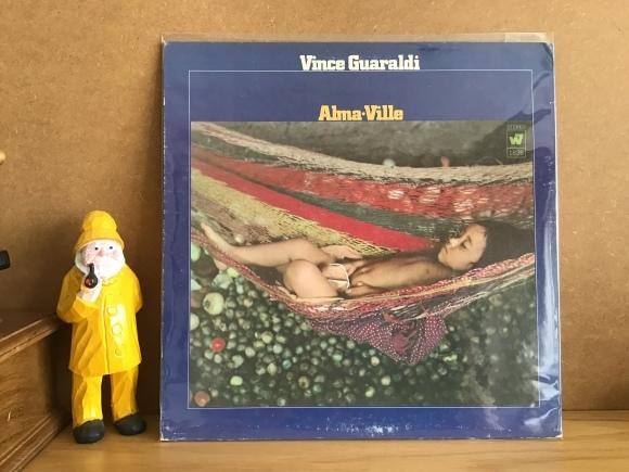 Alma - Ville / Vince Guaraldi_e0230141_19423525.jpeg