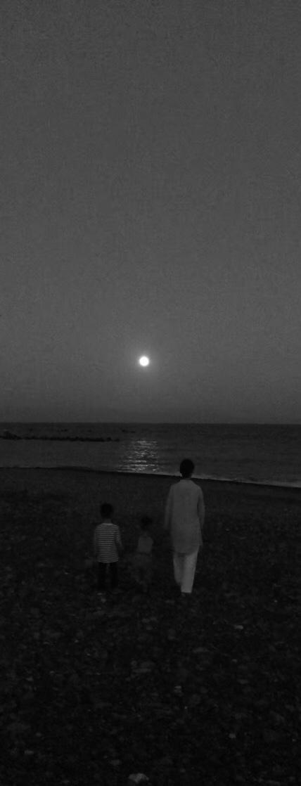 中秋の名月の前日_d0099845_01054519.jpg
