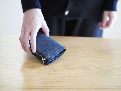 コンパクトなサイズのお財布_b0163746_18250562.jpg