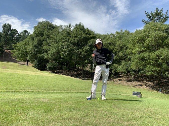 久々のゴルフ!_a0093054_12552810.jpg