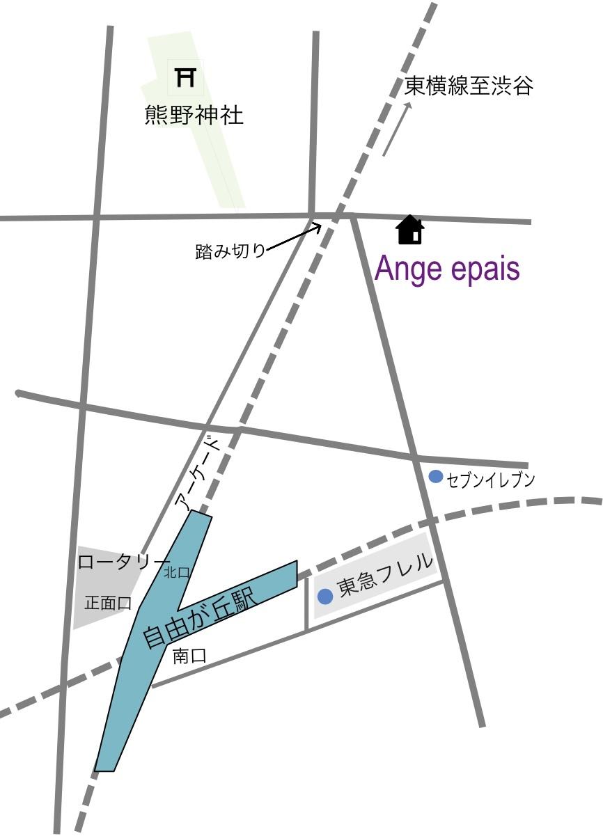 marche+(plus)kamakura at 自由が丘 Ange epais atelier_c0235166_17055302.jpeg