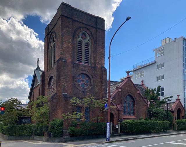 聖アグネス教会_a0074197_17281903.jpg