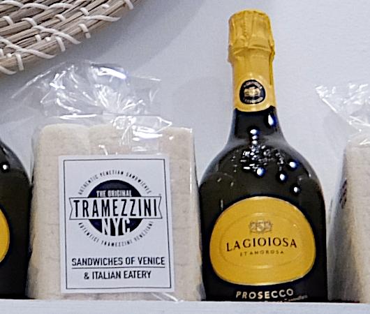 NY屈指の美味しいサンドイッチ屋(ベネチア式)、『トラメッツィーニ』(Tramezzini)_b0007805_02474144.jpg