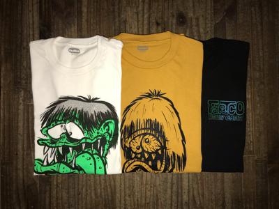 +FARTCO+  Tシャツ!!_f0194657_18521367.jpg