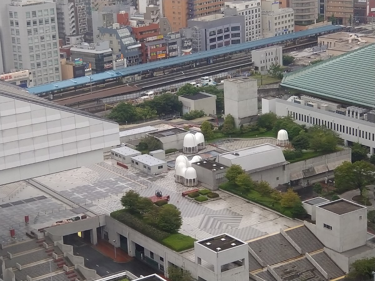 GOTO東京イーストサイド @第一ホテル両国_e0212073_13345428.jpg