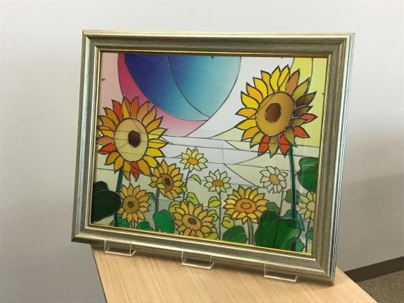 【グラスアート】生徒さんの作品です♪_c0357605_11513915.jpeg