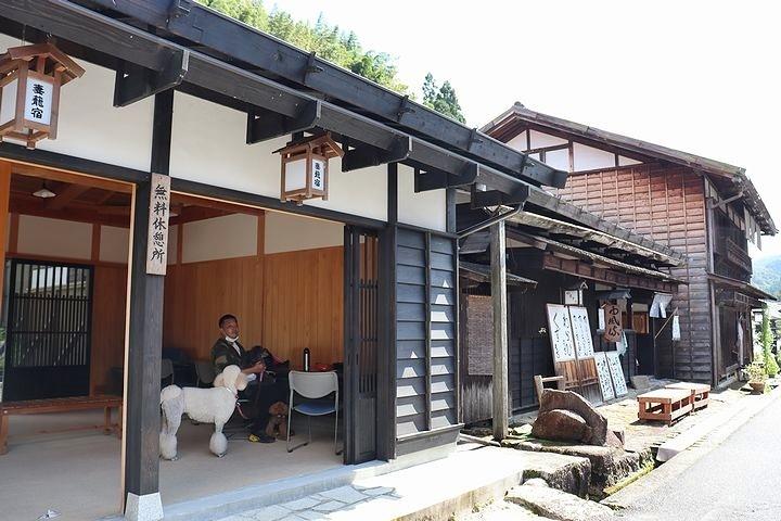 妻籠宿でおいしいお蕎麦♪_b0111376_15210169.jpg