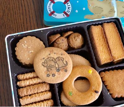 盲導犬サポートshopのクッキー缶_a0236996_21252927.jpg