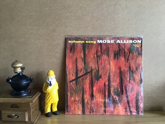 autumn song / MOSE ALLISON 秋の夜長はラジオでモーズ アリソン!_e0230141_20324653.jpeg