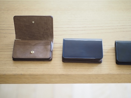 forme short wallet -cordovan-_b0163746_13524365.jpg