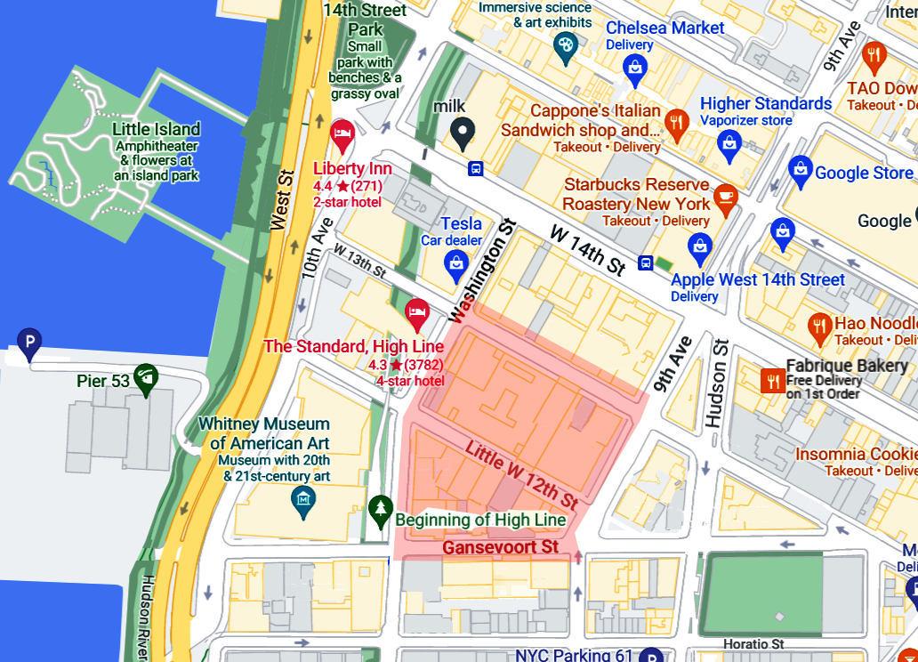 NYのミートパッキング地区に常設「オープン・ストリート」_b0007805_02535147.jpg