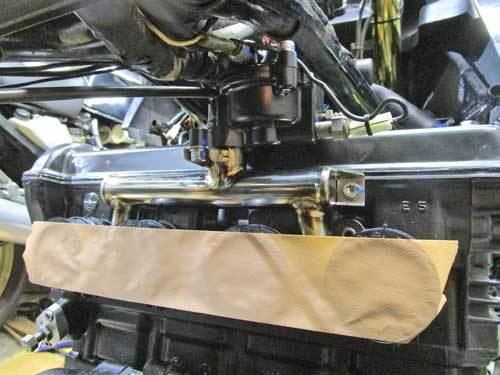 K條クン号 GPZ900RニンジャにFCRキャブの用意とチタンウォーターパイプ装着・・・(^^♪ (Part2)_f0174721_04460328.jpg