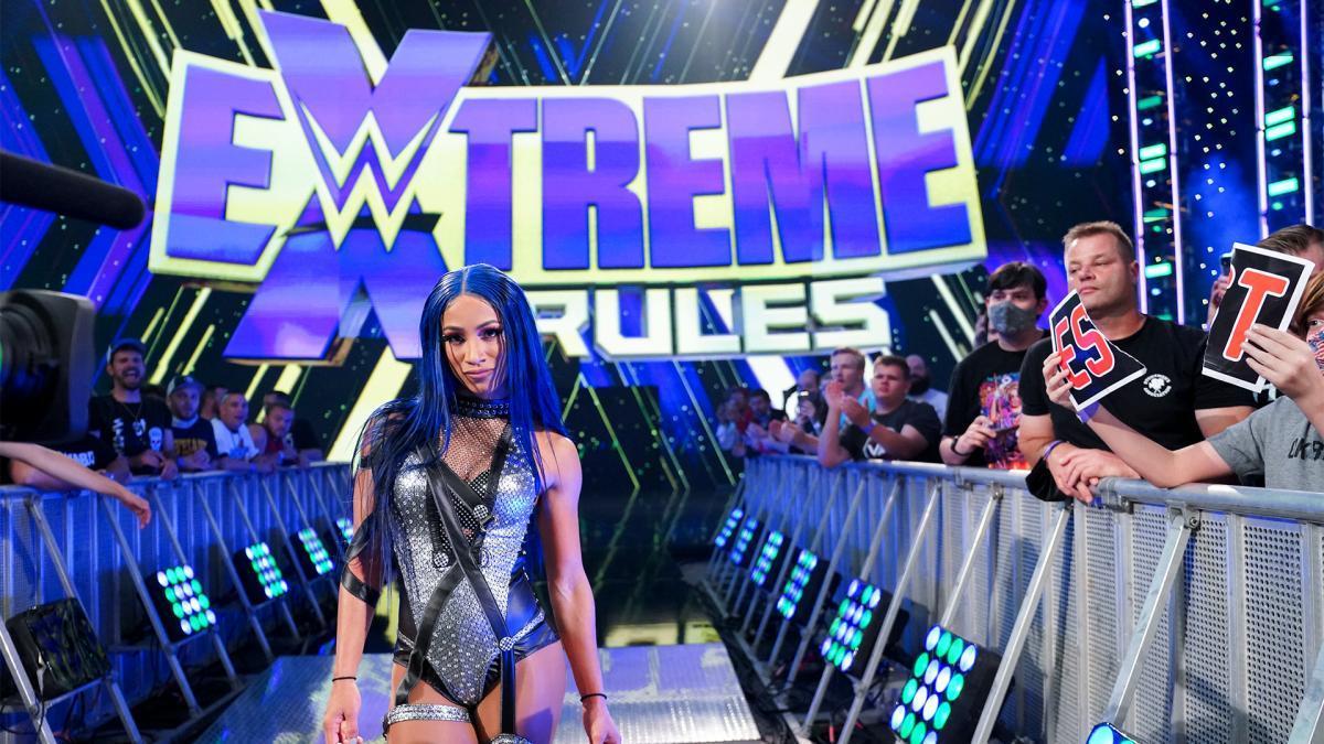 サーシャ・バンクスが復帰 - WWE Live Headlines