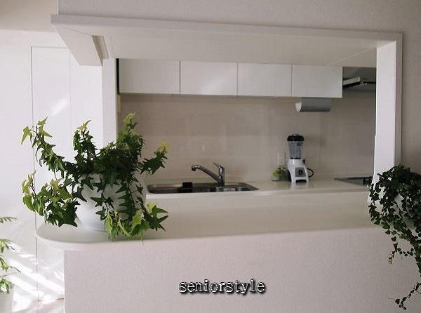 キッチン収納 吊戸棚(右) - シニアスタイル