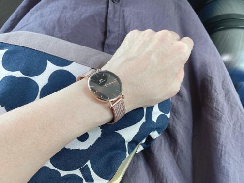 DWダニエルウェリントン秋の新作腕時計『アンバー』秋コーデに嬉しいカラーです♪_f0023333_21025377.jpg