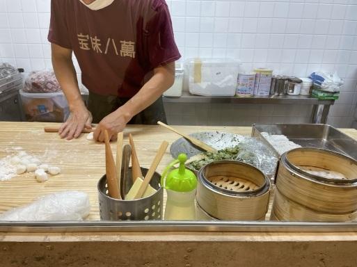 香港の粥麺屋みたい🍜_b0210699_22312170.jpeg