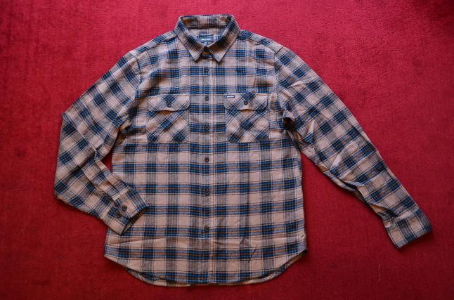 BRIXTONのネルシャツが良い!!_c0167336_18304061.jpg