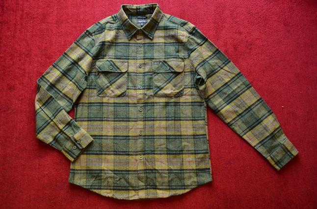 BRIXTONのネルシャツが良い!!_c0167336_18304100.jpg