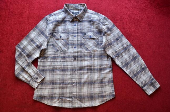 BRIXTONのネルシャツが良い!!_c0167336_18304272.jpg